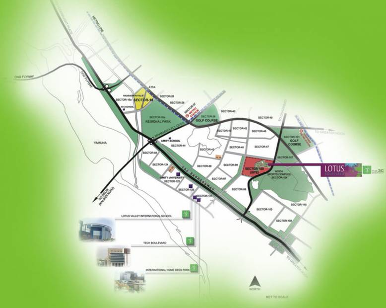 Images for Location Plan of The 3C Company Lotus Boulevard
