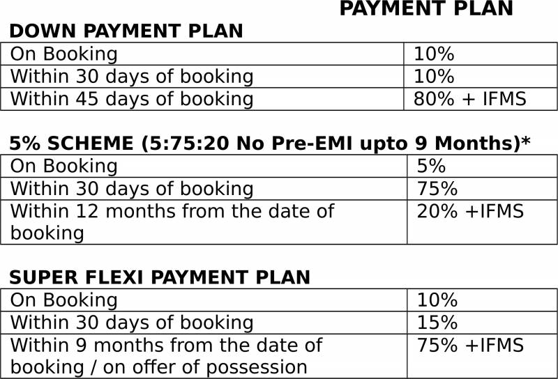 Images for Payment Plan of Paramount Floraville