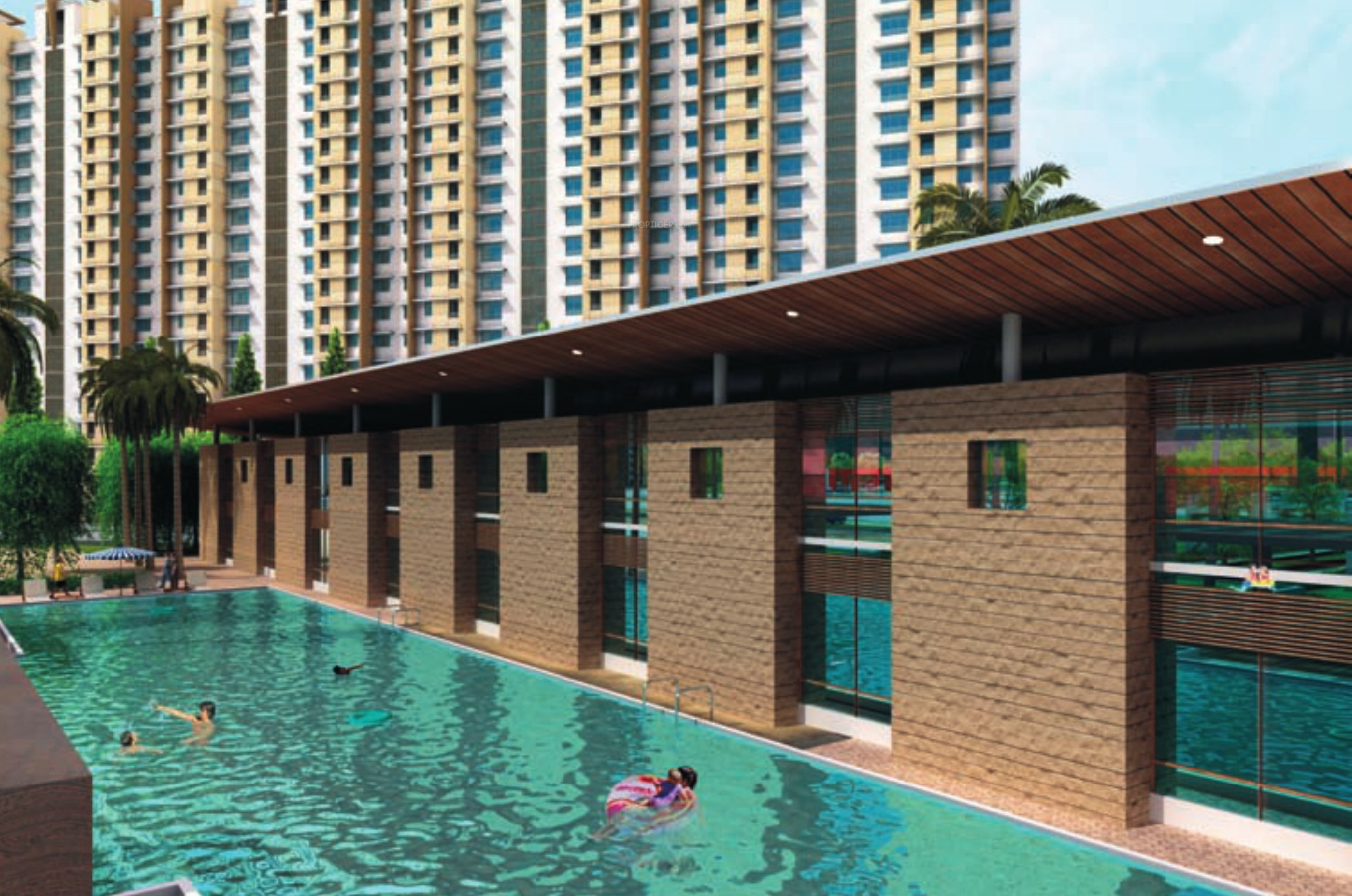 1720 sq ft 3 bhk 3t apartment for sale in lodha group casa for Casa bella