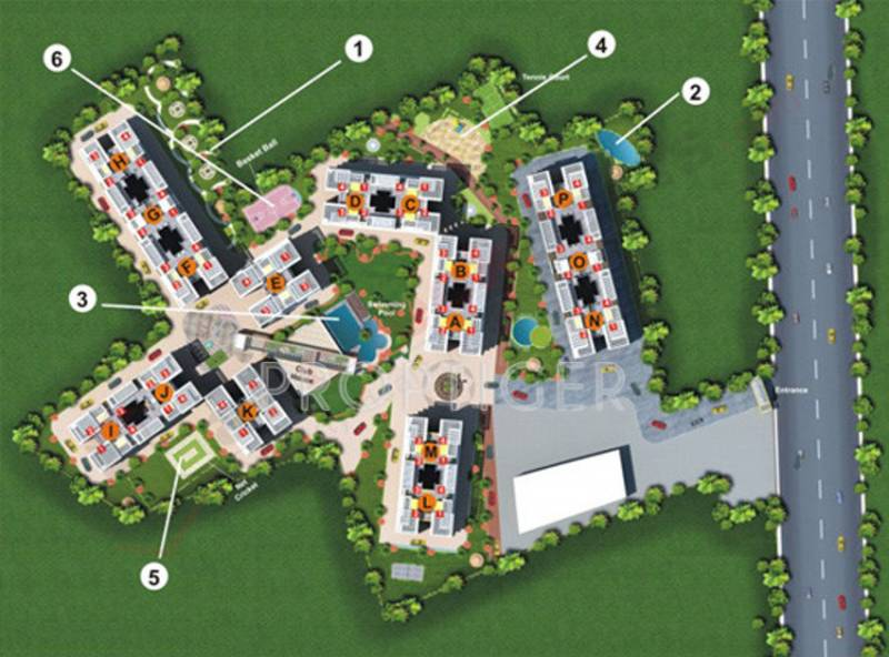 Images for Layout Plan of Rama Air Castles