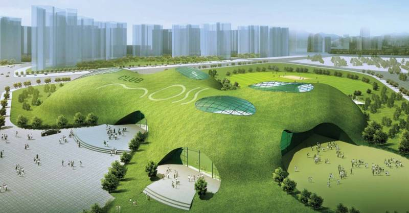 Images for Amenities of Indiabulls Greens