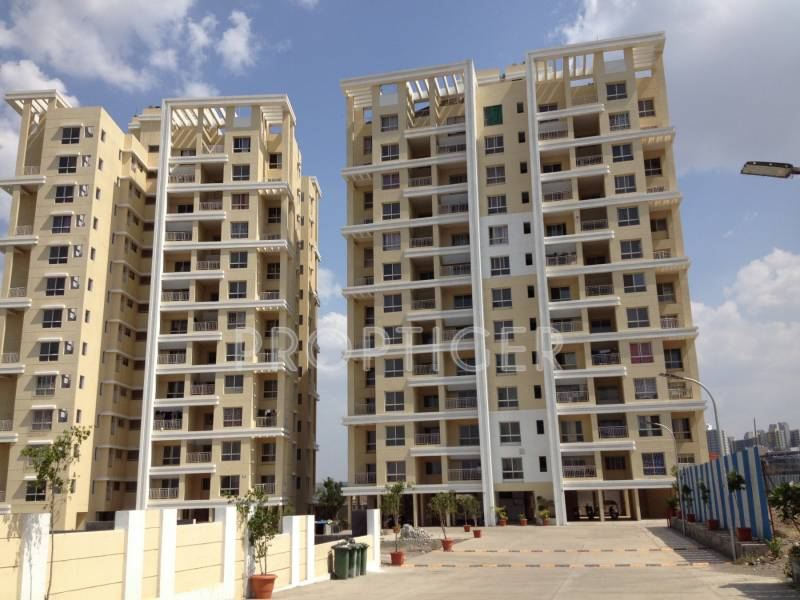 Images for Elevation of Kolte Patil Green Olive