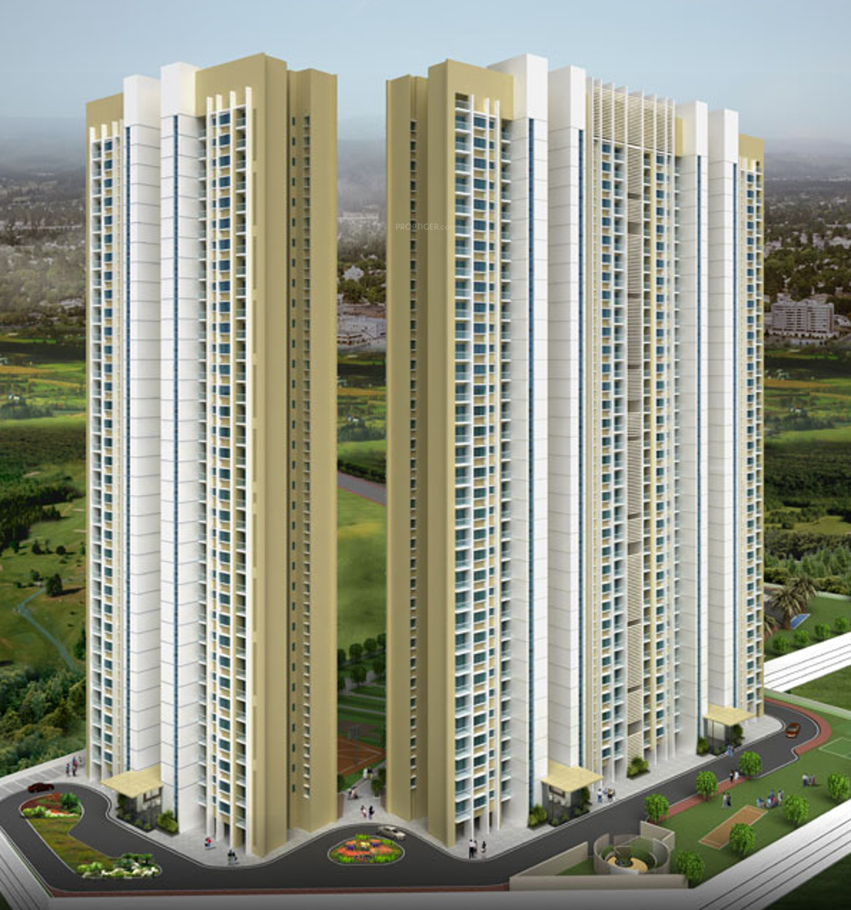 Lodha Group Aurum Grande 500695 on 24 x house floor plans