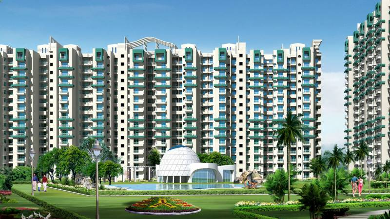 Images for Elevation of Supertech Eco Village 3