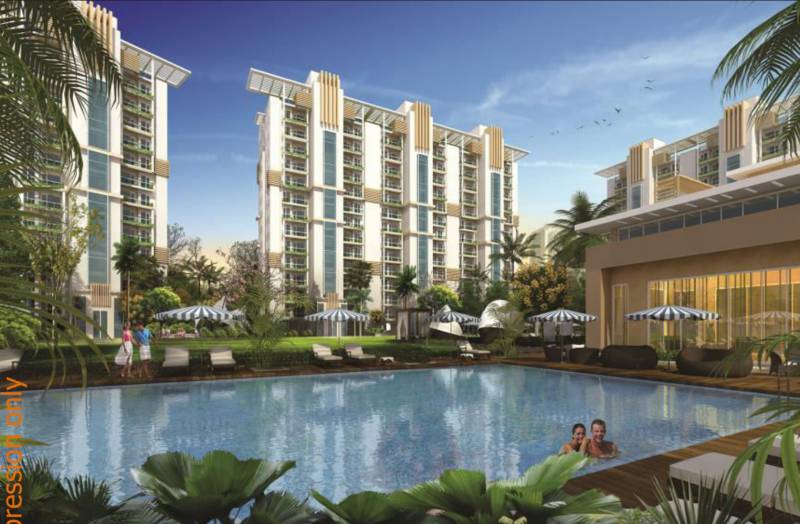 Images for Elevation of Emaar Palm Gardens