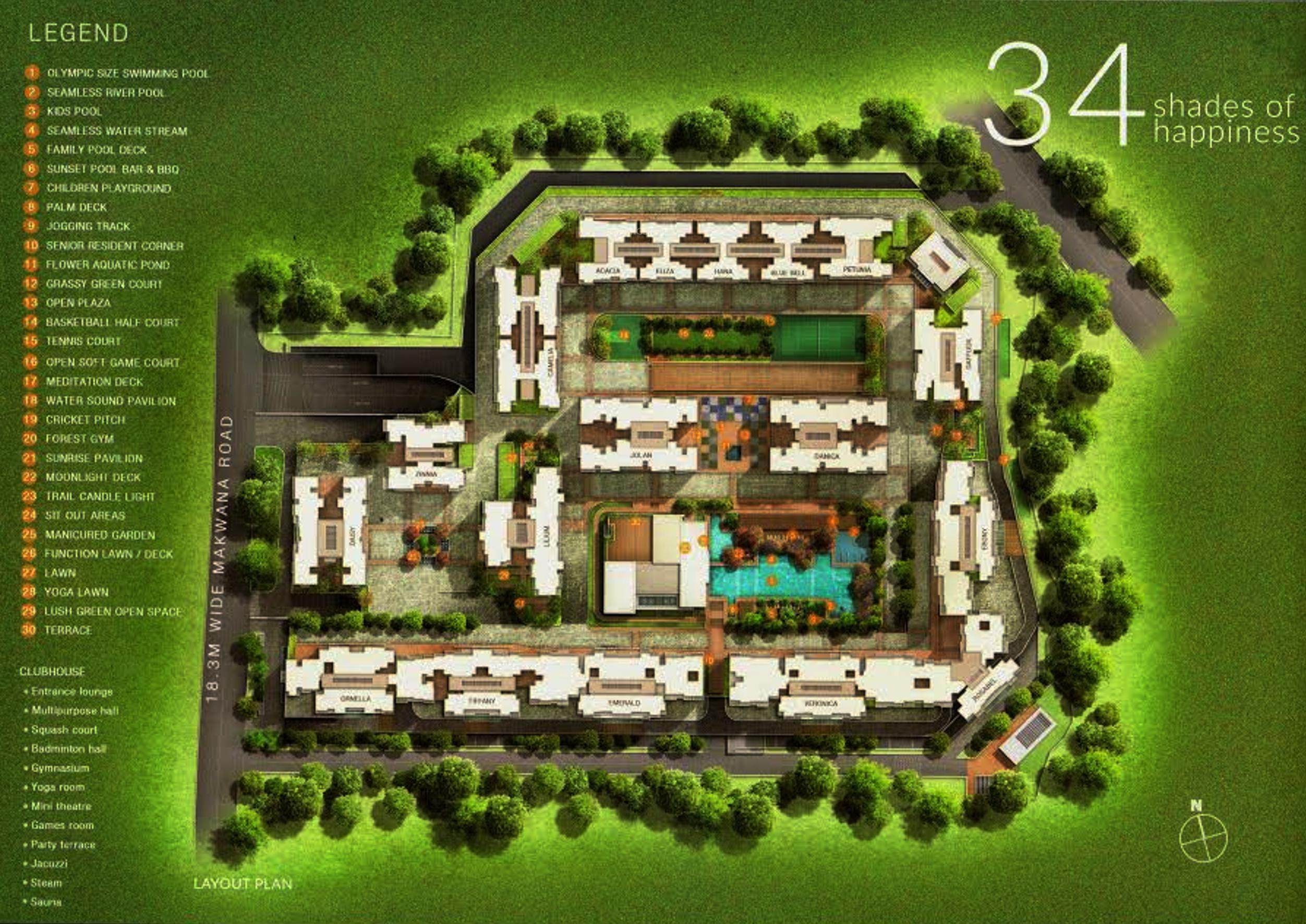 Sheth Vasant Oasis In Andheri East Mumbai Price