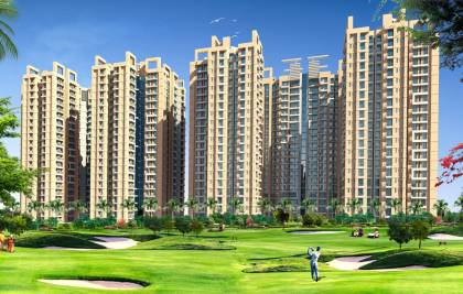 Images for Elevation of Amrapali Golf Homes