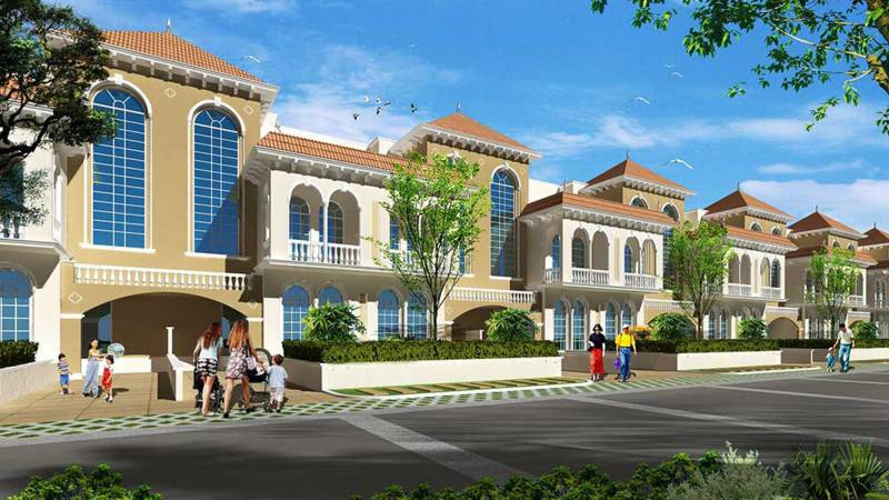 Images for Elevation of Amrapali Leisure Valley