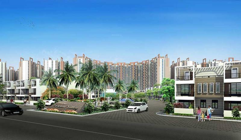 Images for Elevation of Amrapali Dream Valley