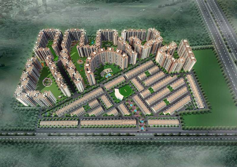 dream-valley Images for Elevation of Amrapali Dream Valley