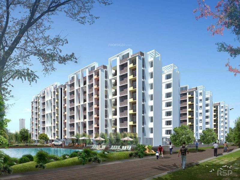Images for Elevation of Puravankara Windermere