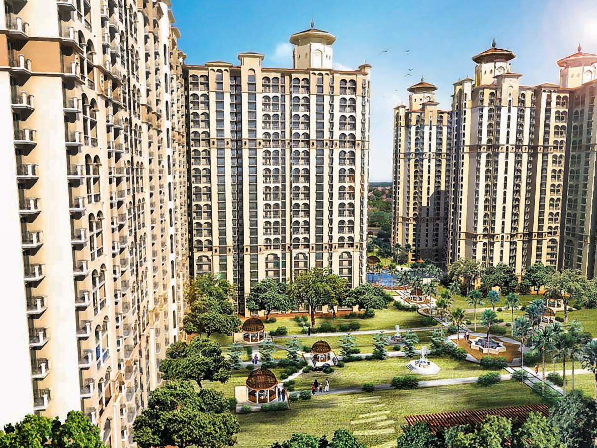 Dlf Capital Greens Phase 3 In Karampura Delhi Price