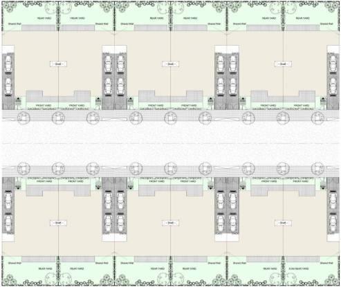 Images for Cluster Plan of Vatika Premium Floors