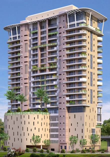 Images for Elevation of Hubtown Vedant