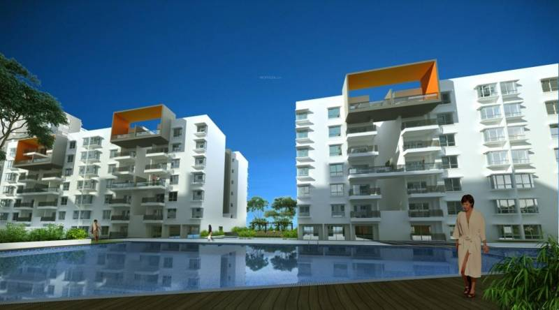 Images for Elevation of Ramky One North