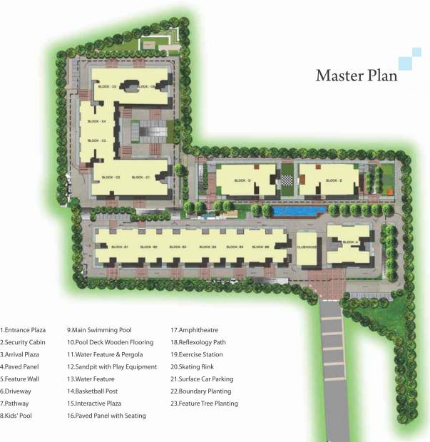 Images for Master Plan of Ramky One North