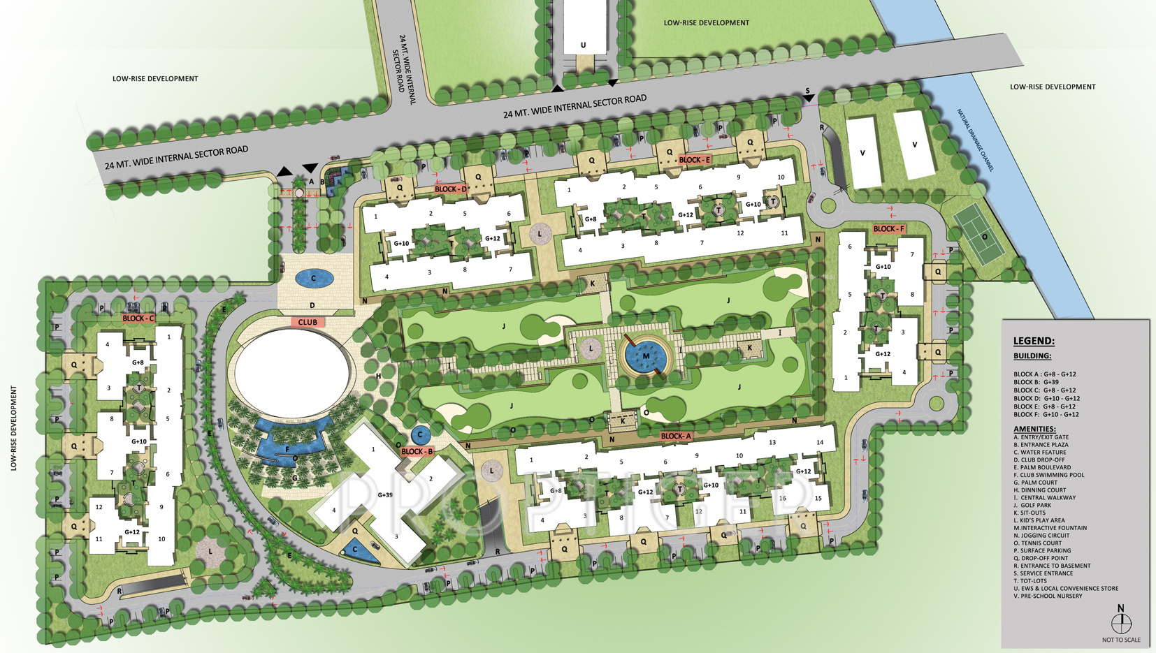 Ireo Skyon In Sector 60 Gurgaon Price Location Map