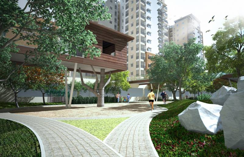 Images for Amenities of Mantri Alpyne