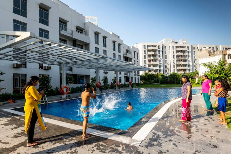 Images for Amenities of Vatika Lifestyle Homes
