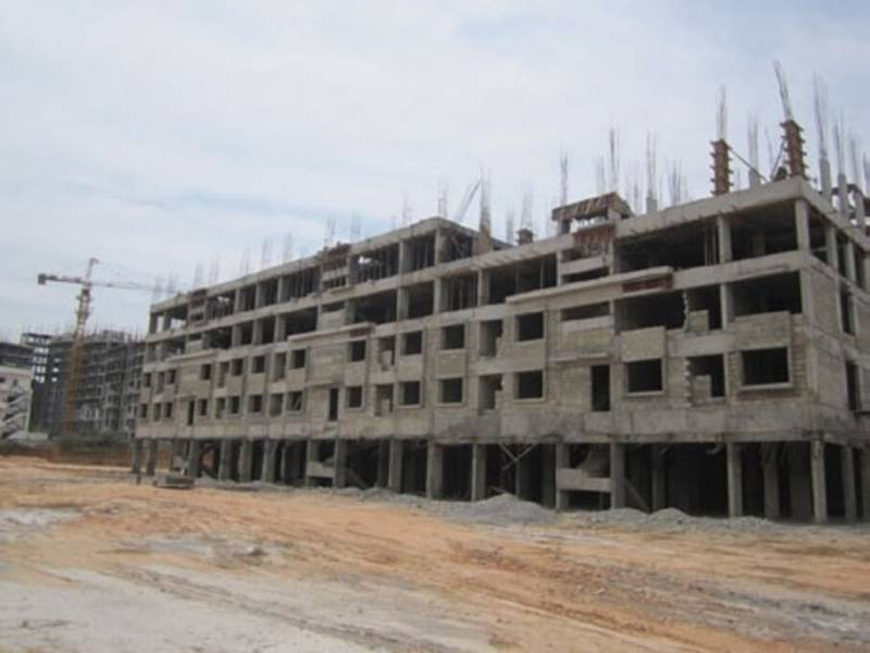 Images for Construction Status of Unitech Resorts