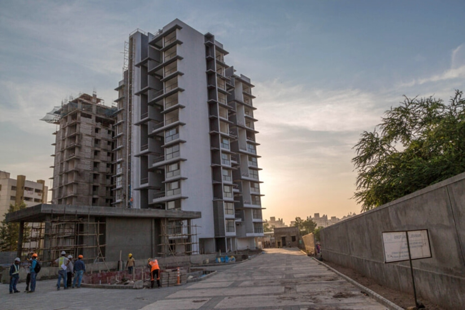 2300 sq ft 3 bhk 3t apartment for sale in marvel realtors arco hadapsar pune. Black Bedroom Furniture Sets. Home Design Ideas