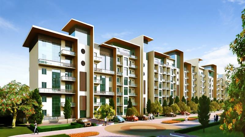 Images for Elevation of Mahagun Moderne