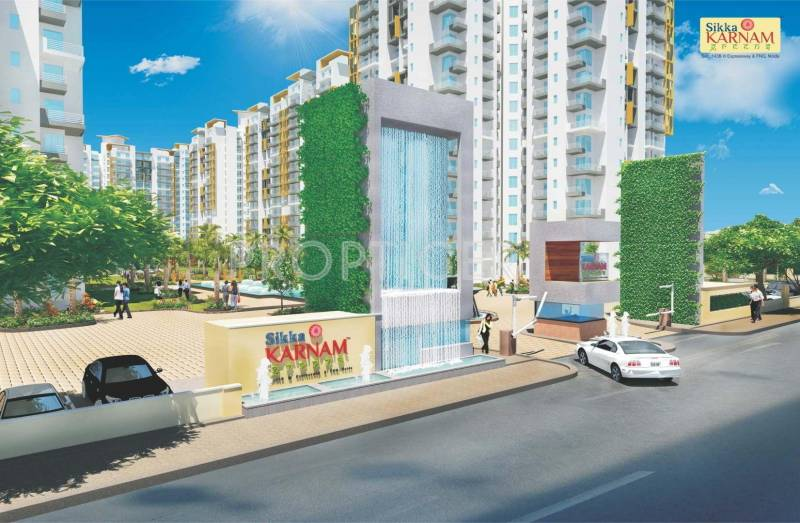 Images for Elevation of Sikka Karnam Greens