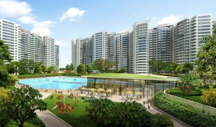 Images for Elevation of Amrapali Pan Oasis