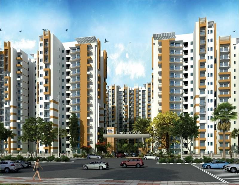 Images for Elevation of Amrapali Leisure Park