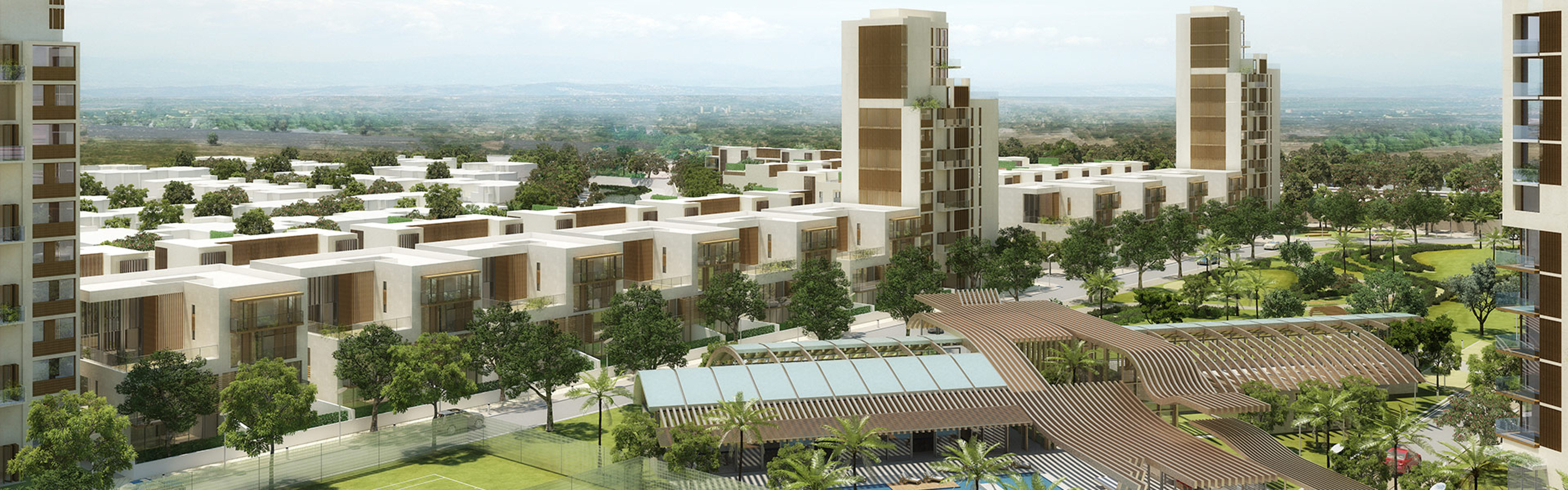 2550 sq ft 3 BHK 3T Apartment for Sale in TATA Housing Development