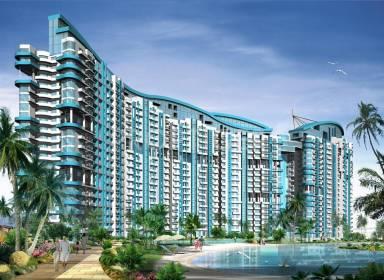 Images for Elevation of Amrapali Platinum