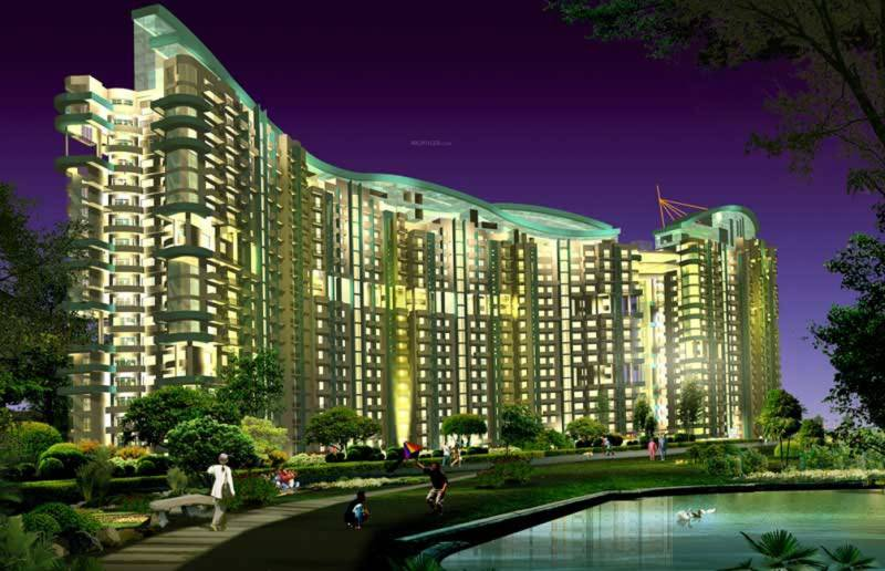 Images for Elevation of Amrapali Platinum