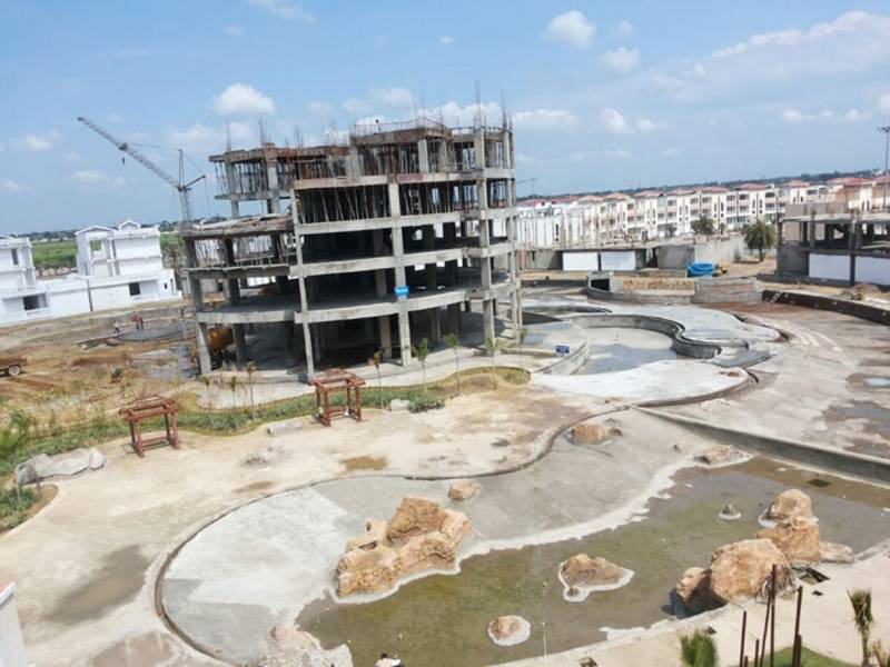 Images for Construction Status of Supertech Holiday Village