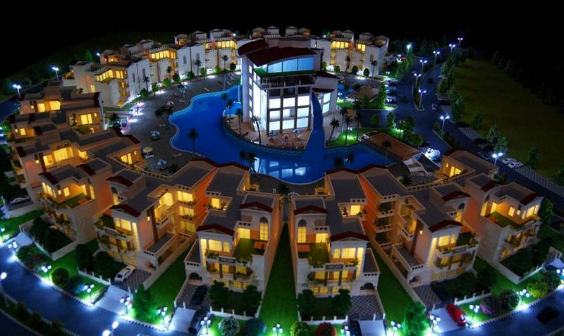 Images for Elevation of Supertech Holiday Village