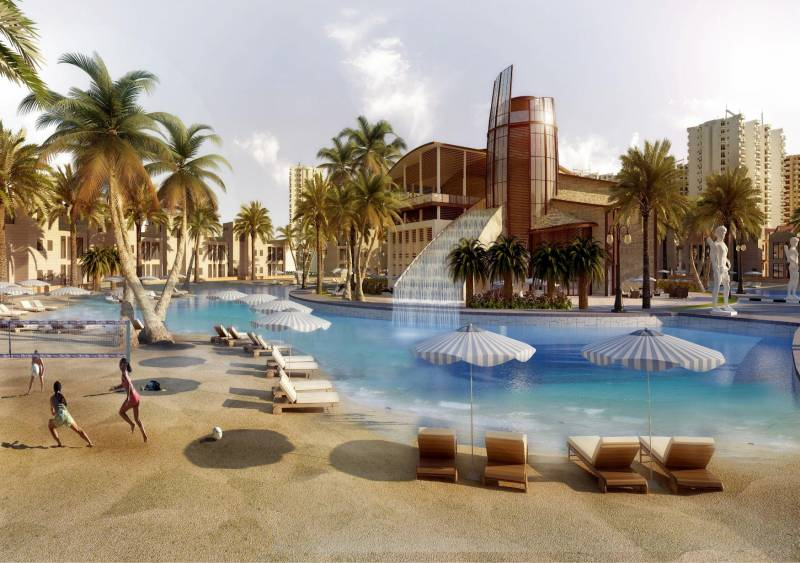 Images for Amenities of Supertech Holiday Village
