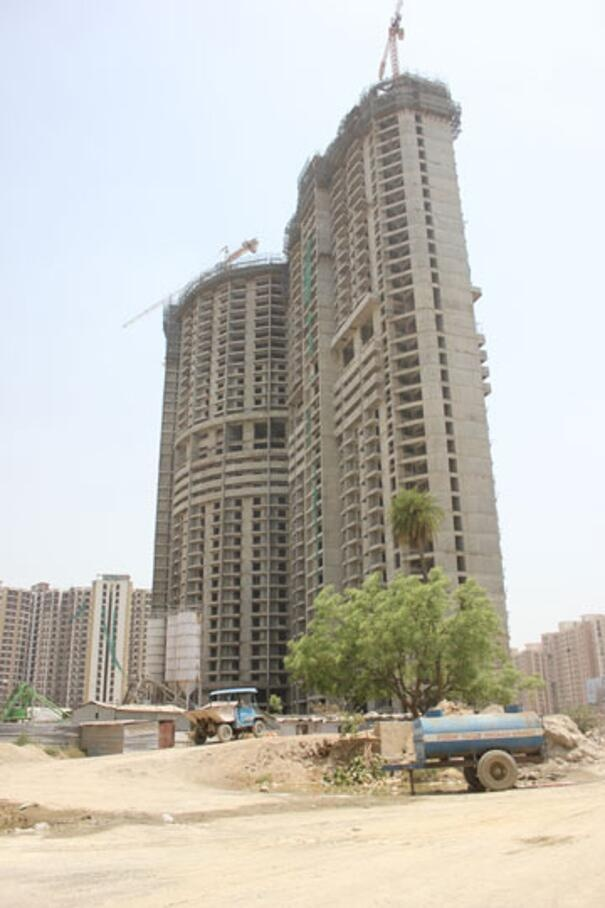 Supertech North Eye In Sector 74 Noida Price Location