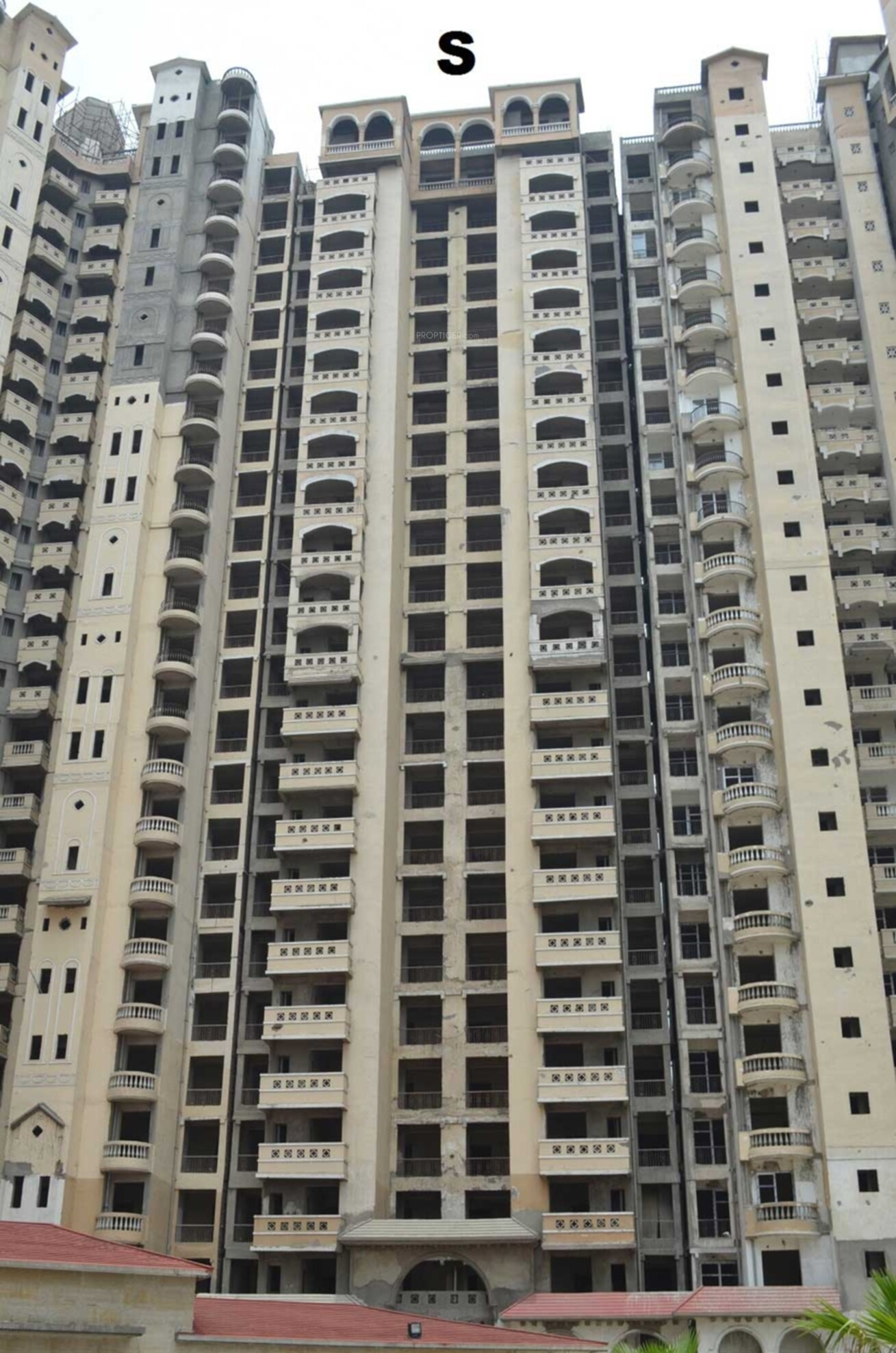 Amrapali Sapphire in Sector 45, Noida - Price, Location Map