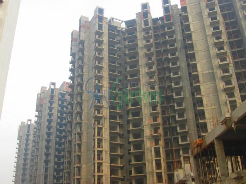 Images for Construction Status of Shri Radha Sky Gardens