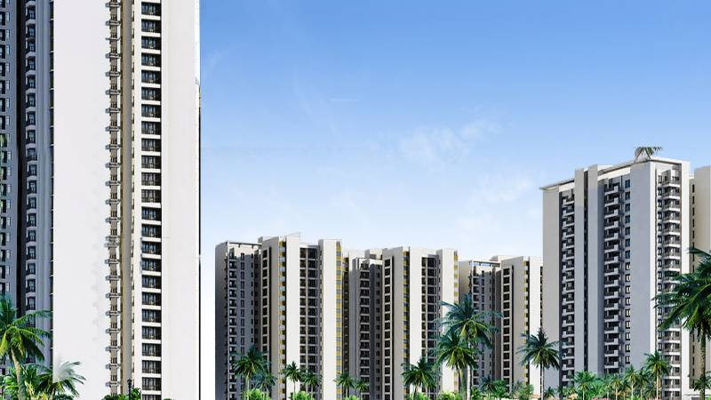 kosmos Images for Elevation of Jaypee Kosmos