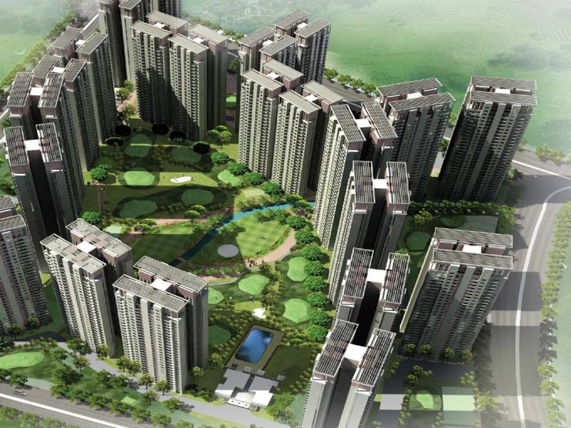 Images for Elevation of Jaypee Krescent Homes