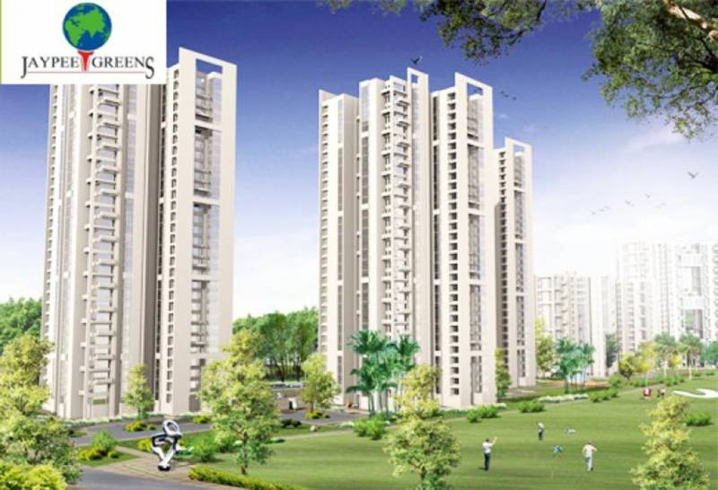 Images for Elevation of Jaypee The Imperial Court