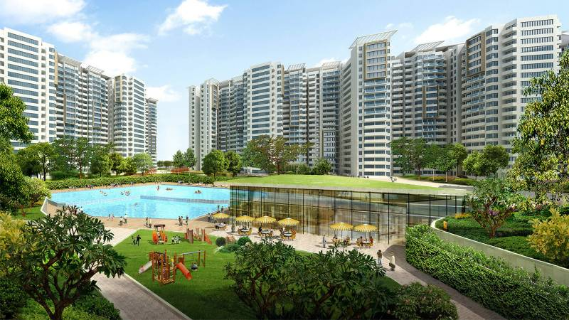 the-pavilion-court Images for Elevation of Jaypee The Pavilion Court