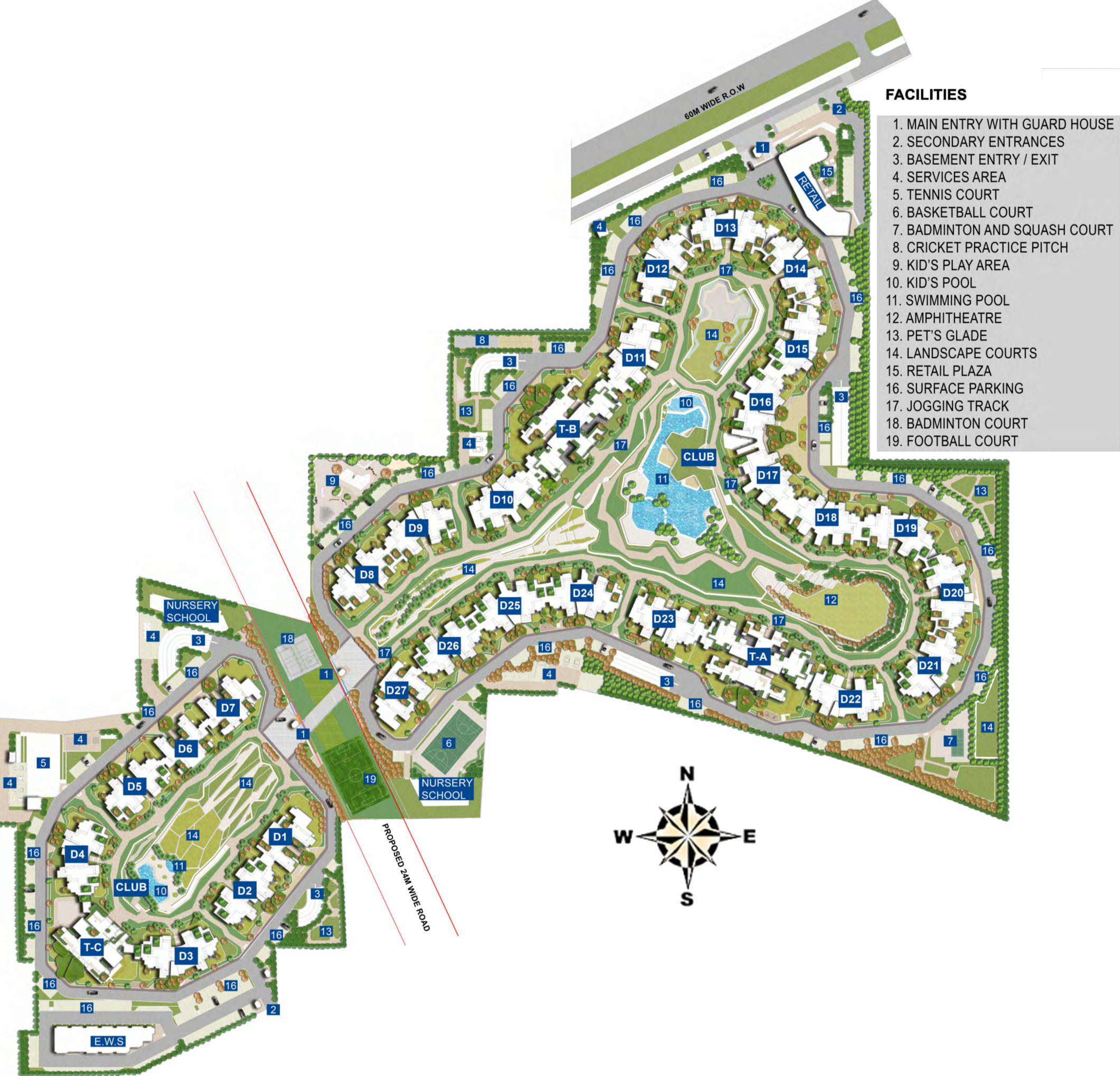 Ireo Victory Valley In Sector 67 Gurgaon Price