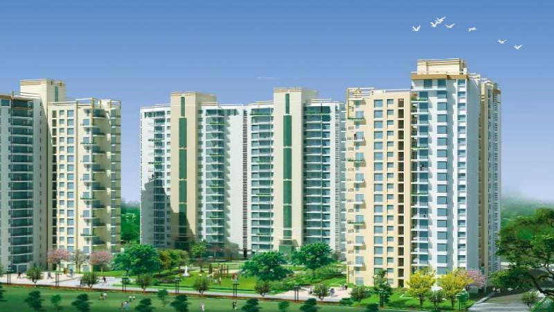 harmony Images for Elevation of Unitech Harmony