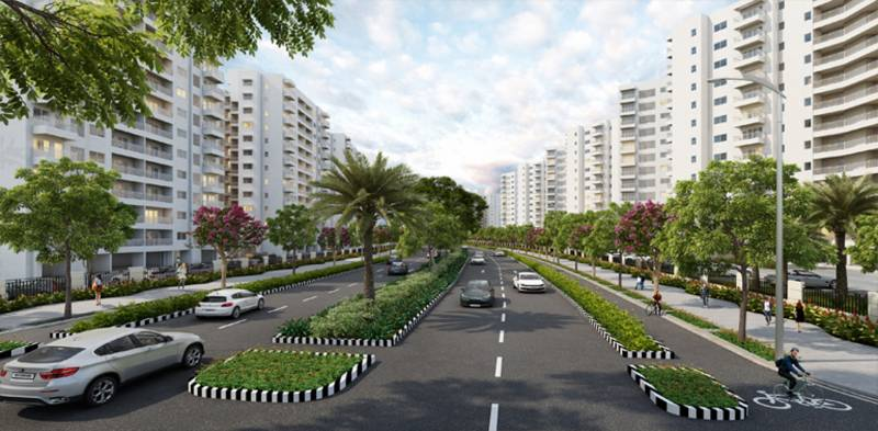 Images for Elevation of Godrej Garden City