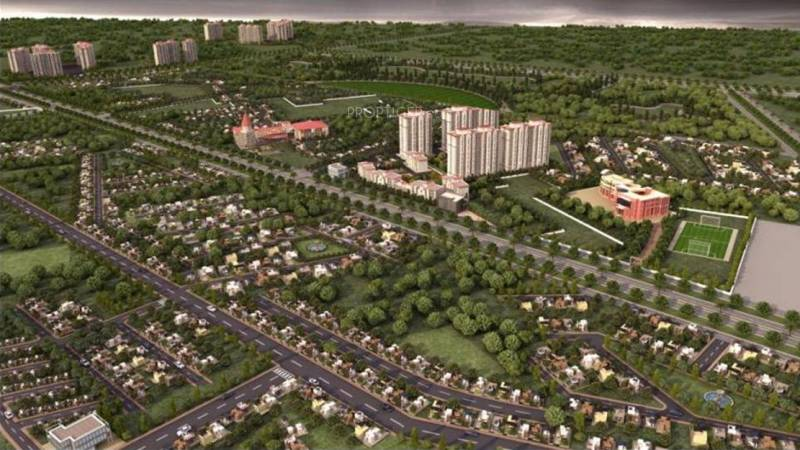Images for Master Plan of DLF Garden City Plots