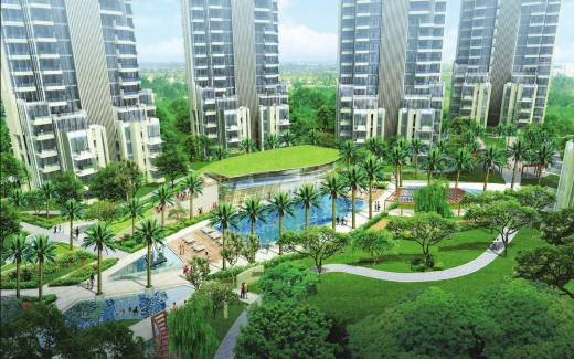 M3M Merlin in Sector 67, Gurgaon - Price, Location Map ...