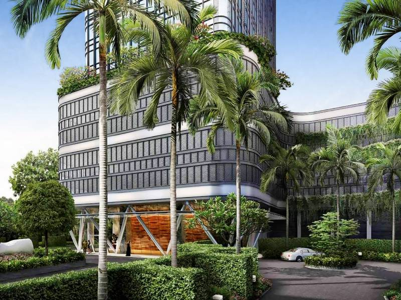 Images for Elevation of Indiabulls Blu
