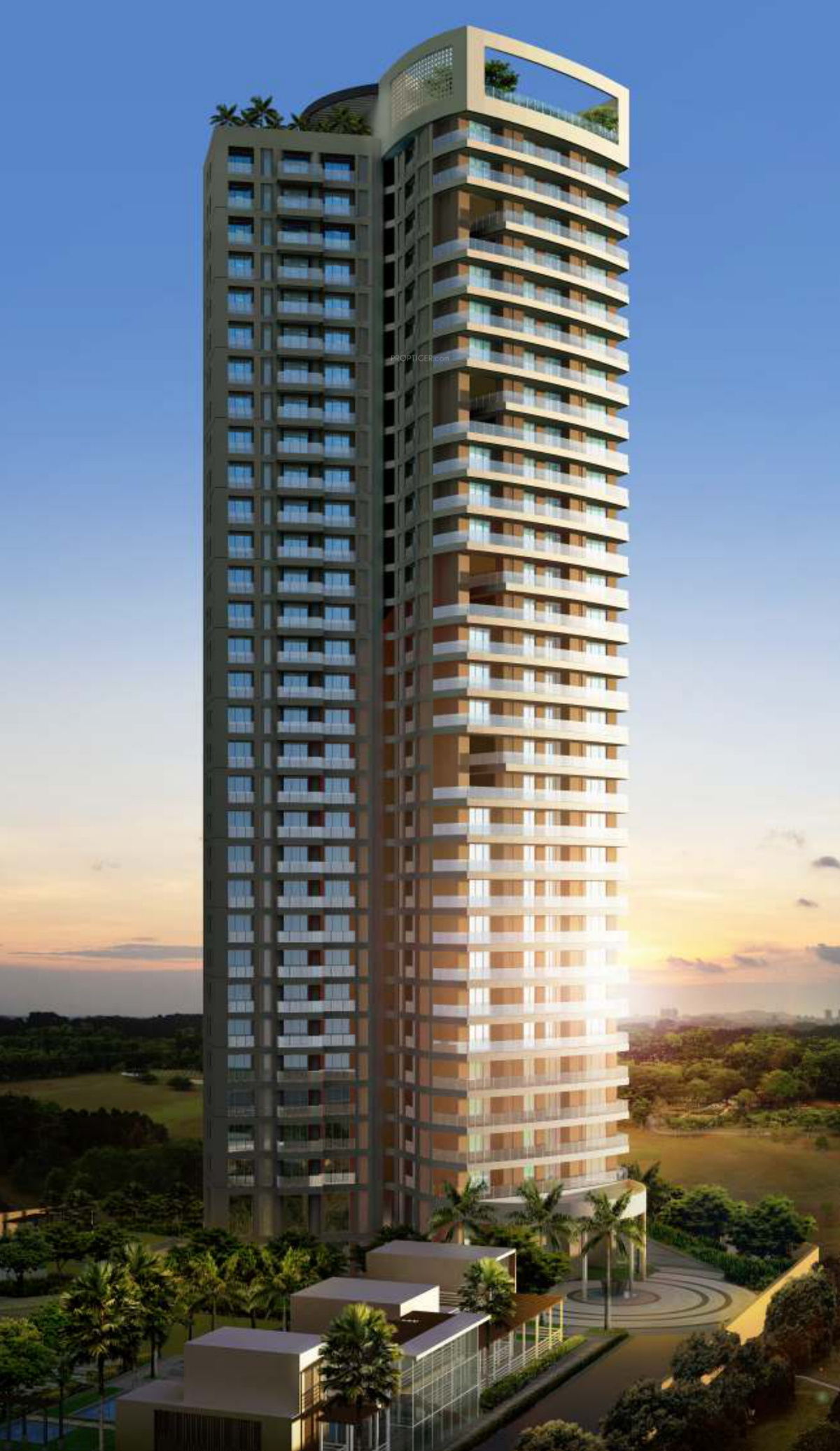 3900 Sq Ft 4 Bhk 5t Apartment For Sale In Kalpataru Group