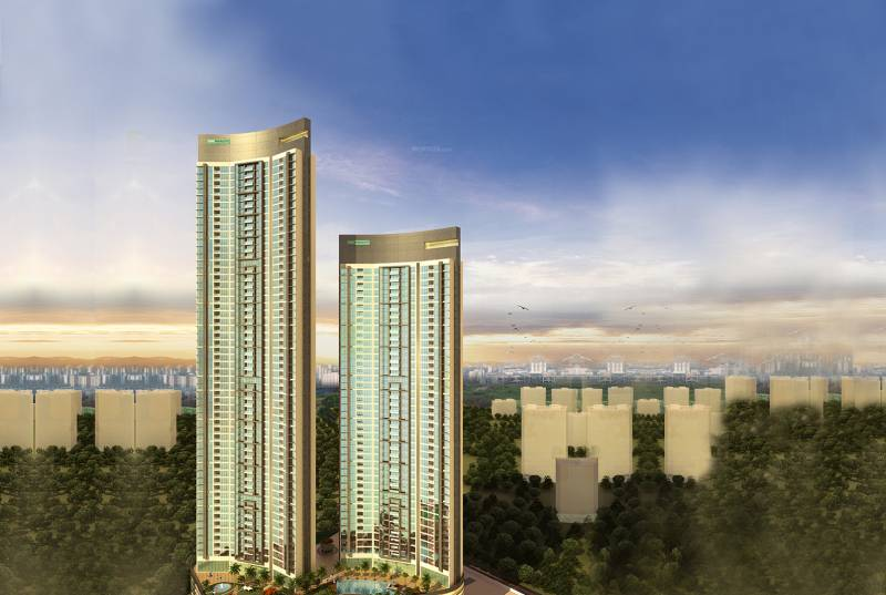 Images for Elevation of DB Orchid Heights